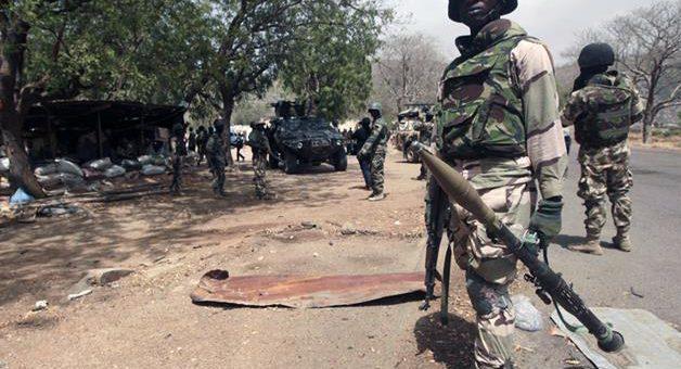 نائجیریا میں دہشت گردوں کا فوجی اڈے پر حملہ، 118 فوجی ہلاک