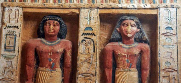 مصر میں فرعون کا ساڑھے 4 ہزار سال پرانا مقبرہ بہترین حالت میں دریافت