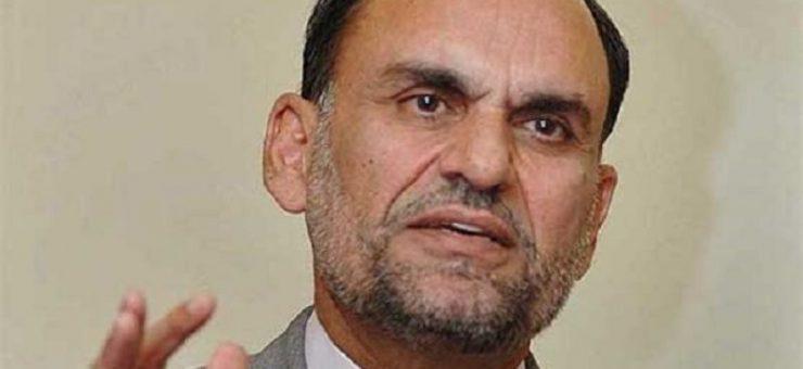 تحریک انصاف کے وفاقی وزیر سائنس و ٹیکنالوجی اعظم سواتی نے عہدے سے استعفیٰ دے دیا