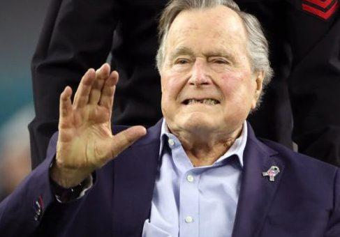سابق امریکی صدر جارج ڈبلیو بش 94 برس کی عمر میں وفات پا گئے