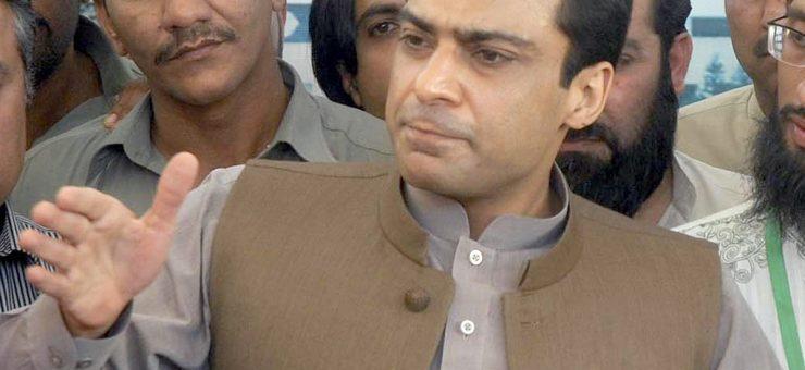 حمزہ شہباز کو قطر جانے والے جہاز سے اتار لیا گیا، پاسپورٹ بھی ضبط