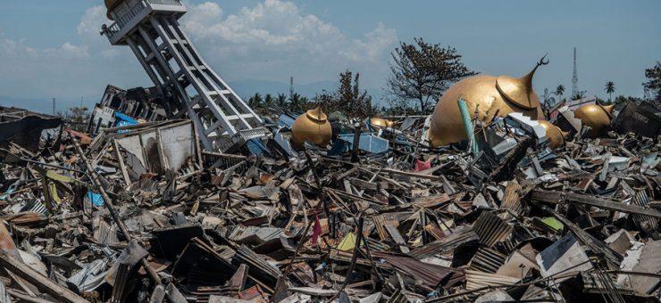 انڈونیشیا میں سونامی نے قیامت مچا دی، 170 افراد ہلاک اور ہزاروں زخمی