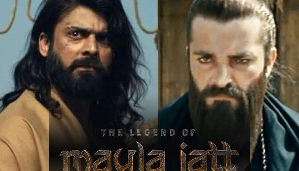 """مولا جٹ اور نوری نت کی واپسی، نئی پاکستانی فلم """"دی لیجنڈ آف مولا جٹ """" کا ٹریلیر ریلیز"""