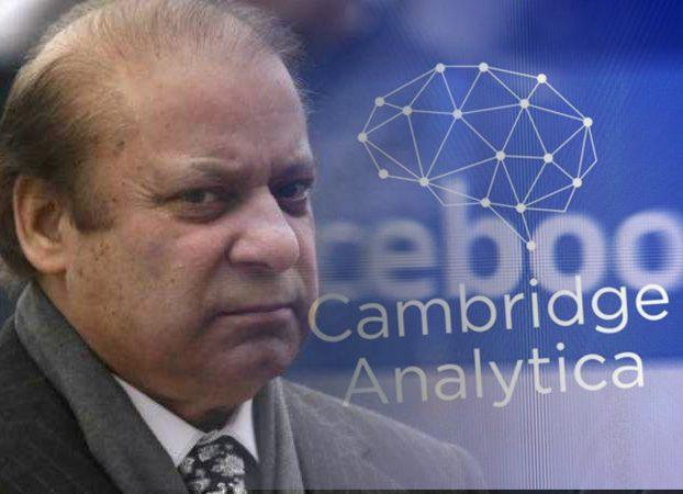 نوازشریف نے کروڑوں پاکستانیوں کا ڈیٹا متنازع کمپنی کو دے دیا، رقم کی ادائیگی حسن نواز نے کی، ہوشربا انکشاف