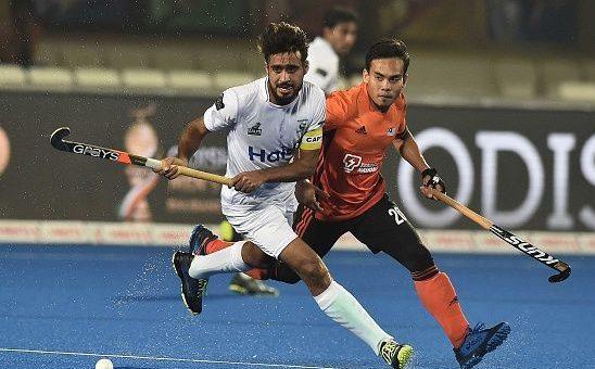 ہاکی ورلڈکپ: جیت پاکستان سے روٹھ گئی، ملائیشیا سے میچ 1-1 سے برابر