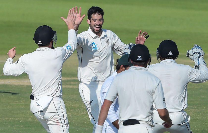 نیوزی لینڈ کی پاکستان کے خلاف 49 سال بعد ٹیسٹ سریز میں تاریخی فتح