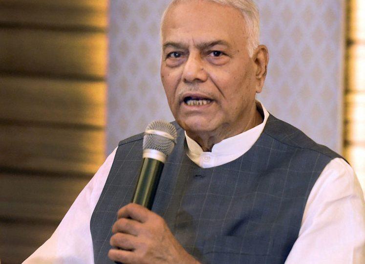 کشمیر ہمارے ہاتھ سے نکل چکا ہے، بھارتی فوج کی پالیسی صرف کشمیریوں کا قتل ہے: سابق بھارتی وزیر خارجہ یشونت سنہا