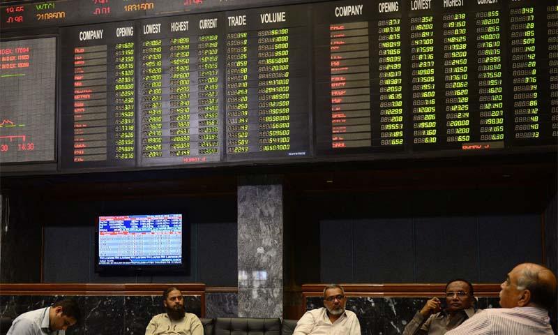 مندی کے بعد سٹاک مارکیٹ میں مثبت رجحان، مارکیٹ لے آغاز میں ہی 153 پوائنٹس کا اضافہ
