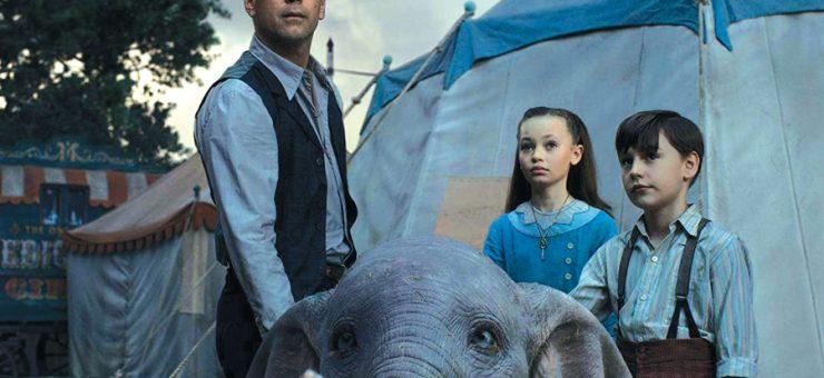 اڑنے والے ہاتھی پر م بنی ہالی وڈ فلم ''ڈمبو'' نے باکس آفس پر سب کو پیچھے چھوڑ دیا