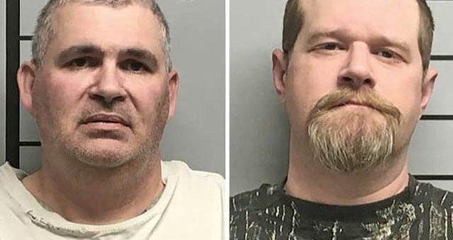 بُلٹ پروف جیکٹ پہن کر ایک دوسرے پر گولیاں برسانے والے شرابی دوست گرفتار