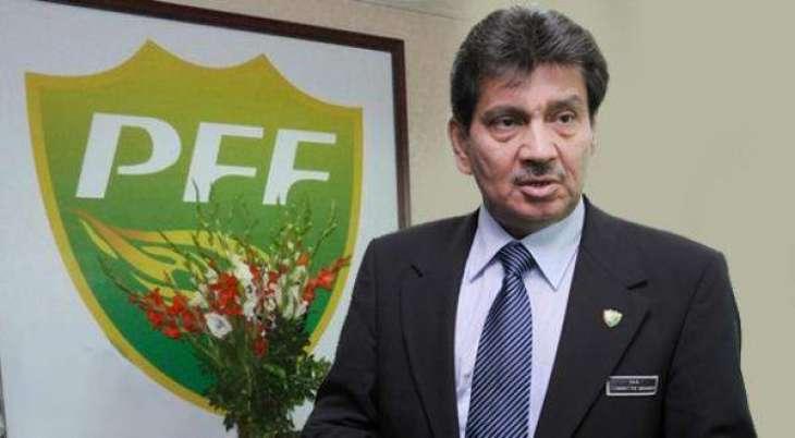 فیصل صالح حیات ایشین فٹبال کنفیڈریشن کے نائب صدر منتخب ہونیوالے پہلے پاکستانی