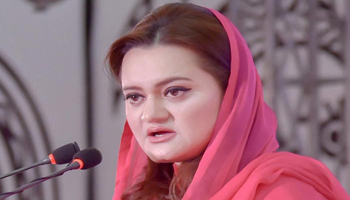 عمران خان نےمریم اورنگزیب کی ریٹنگ زیرو کر دی