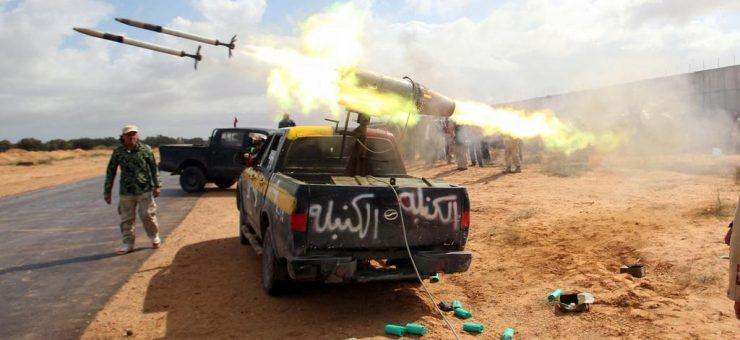 لیبیا ،ترکی جنگ کا بگل بج گیا؟؟؟