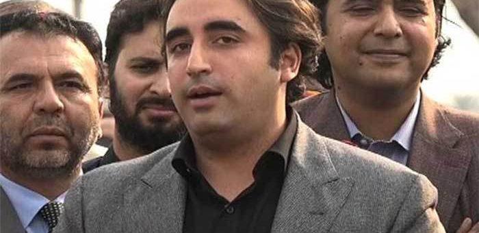 جمہوری پاکستان چاہیے یا کٹھ پتلی حکومت، بلاول نے انتخاب یا انقلاب کا نعرہ لگا دیا
