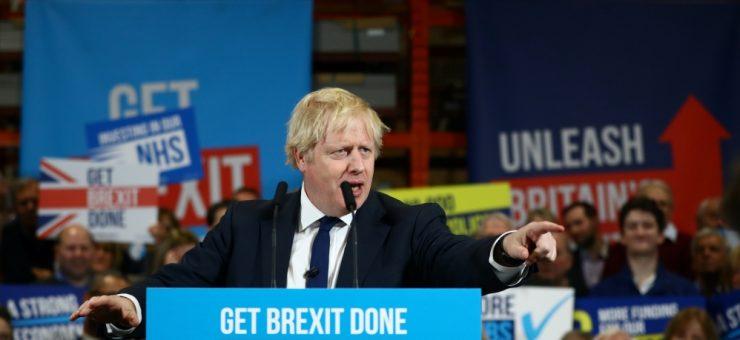 حکومتی جماعت نے برطانوی انتخابات میں میدان مار لیا