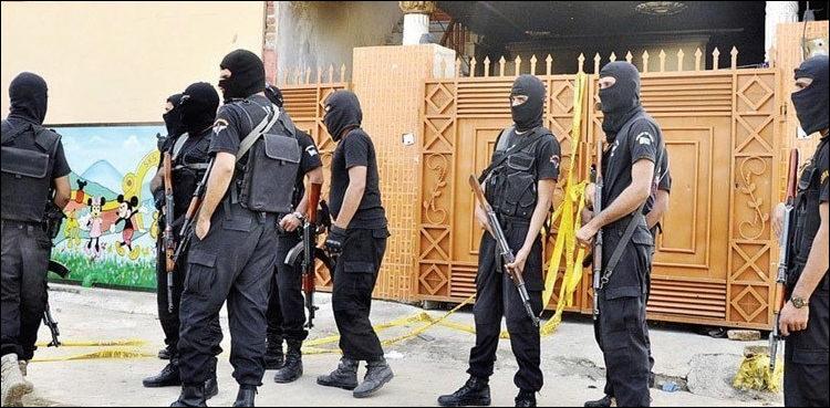 سی ٹی ْڈی کی کارروائی، گوجرانوالہ سے کالعدم تنظیم کے پانچ مبینہ دہشت گرد گرفتار