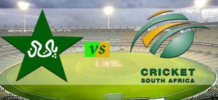 جنوبی افریقہ کرکٹ ٹیم کا مارچ میں دورہ پاکستان