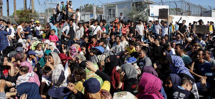 ترکی سے یورپ آنےوالے مہاجرین کی تعداد دگنی ہو گئی