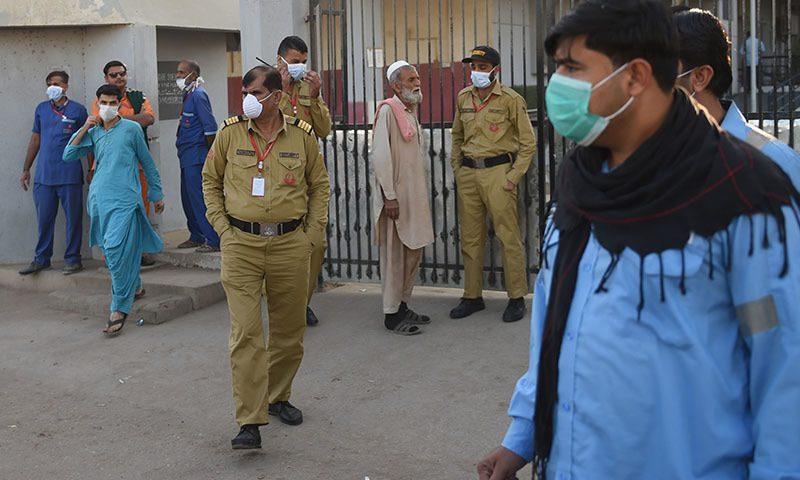 کراچی: کیماڑی میں گیس سے ہلاکتوں کی تعداد چودہ ہو گئی