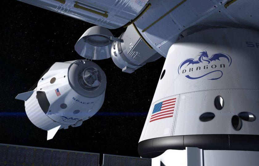 اسپیس ایکس خلائی سفر کرانے والی پہلی نجی کمپنی بن گئی