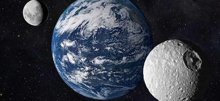 گاڑی کی جسامت جتنا زمین کا ایک اور ننھا چاند دریافت