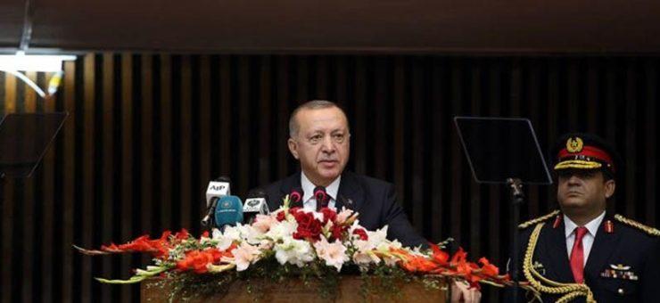 ٹرمپ کا مشرق وسطی کا امن منصوبہ اصل میں فلسطین پر قبضے کا منصوبہ ہے، اردوان