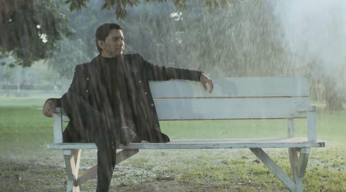 معروف گلوکار سجاد علی نے نیا گانا 'بارش' ریلیز کردیا، ویڈیو وائرل