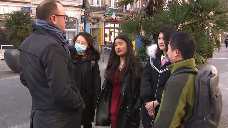 کرونا وائرس کے بعد چینی لوگ ایک اور مصیبت کا شکار