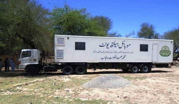 پنجاب میں گھر گھر جا کر کرونا مریضوں کی تشخیص کےلئے موبائل یونٹ تشکیل دے دئیے گئے