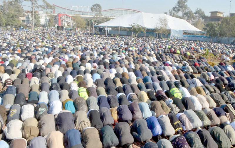 باجماعت نماز اور جمعہ محدود کرنے کا فیصلہ،