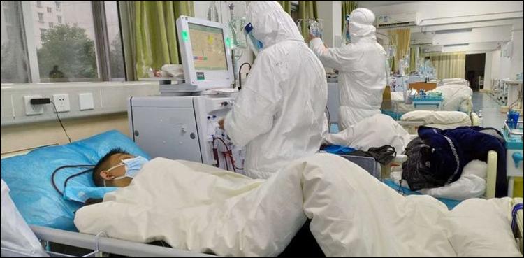 ملک میں کورونا وائرس پھیلنے لگا، مریضوں کی تعداد 1000 ہوگئی
