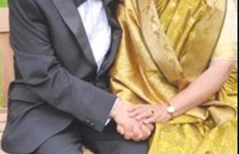 بی بی سی کے براڈ کاسٹر یاور عباس 100 برس کی عمر میں شادی کے بندھن میں بندھ گئے