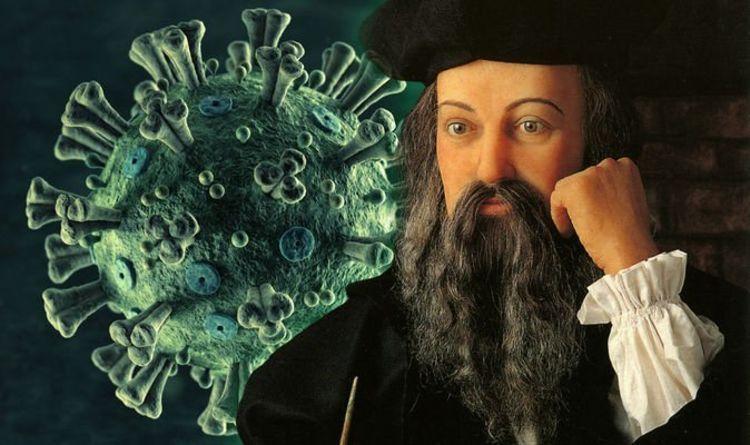 نوسٹراڈیمس کی 465 سال قبل کرونا وائرس سمیت سال 2020 سے متعلق اہم پیش گوئیاں