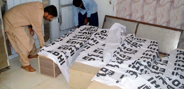 کراچی: اموات کی شرح میں اضافہ، متوفین کا کرونا میں مبتلا ہونے کا شبہ