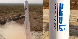 ایران کی بڑی فوجی کامیابی، مقامی طور پر تیار کردہ سیٹلائٹ خلاء میں بھیج دیا
