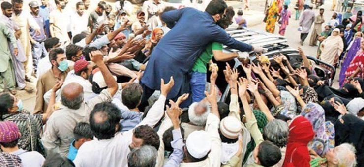 کرونا سے بچنا ہے یا بھوک سے۔۔۔۔ پاکستانی حکومت تذبذب کا شکار