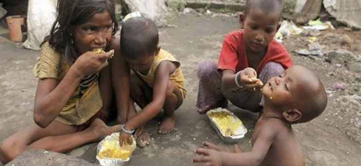 کورونا اثرات: سال مکمل ہونے تک ایک لاکھ 20 ہزار بچے بھوک سے مر جائیں گے، اقوام متحدہ