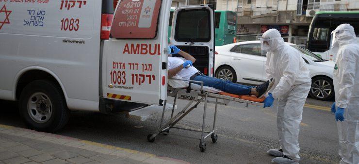 اسرائیل مشکل ترین حالات سے دوچار: کورونا ہر ایک منٹ میں ایک فرد کو نشانہ بنانے لگا
