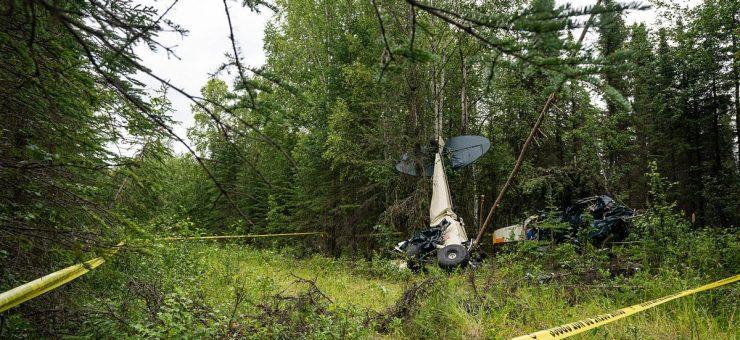 الاسکا: دو طیاروں کی آپس میں خوفناک ٹکر،امریکی رکن اسمبلی سمیت 7 افراد ہلاک